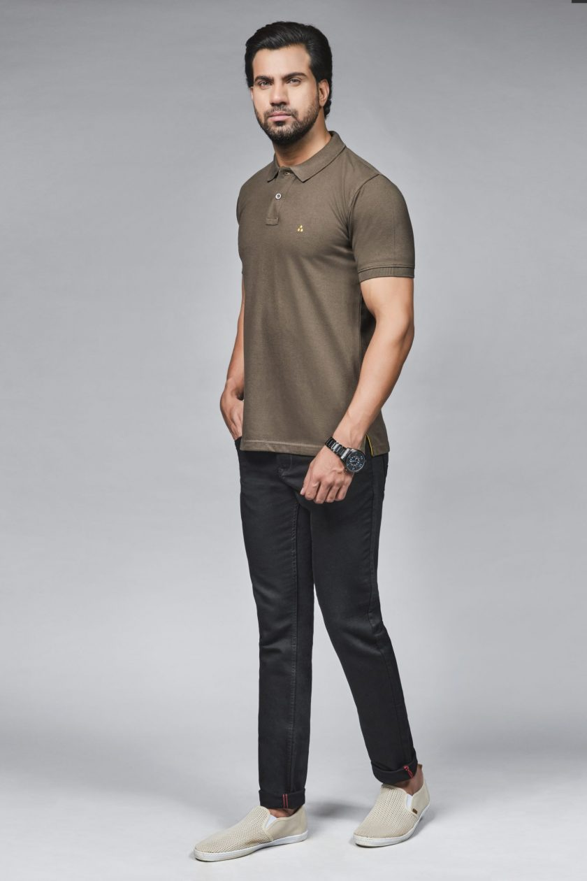 Commune Olive Polo