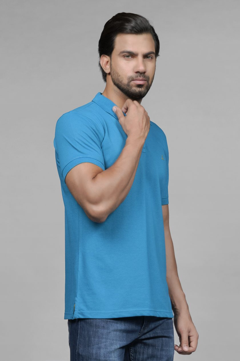 Commune Turquoise Polo