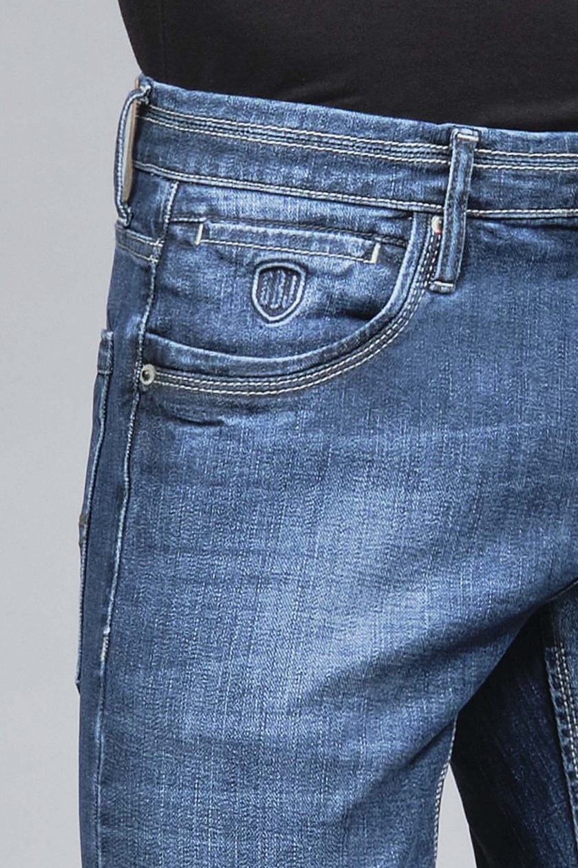 Orn Mid Blue Jeans