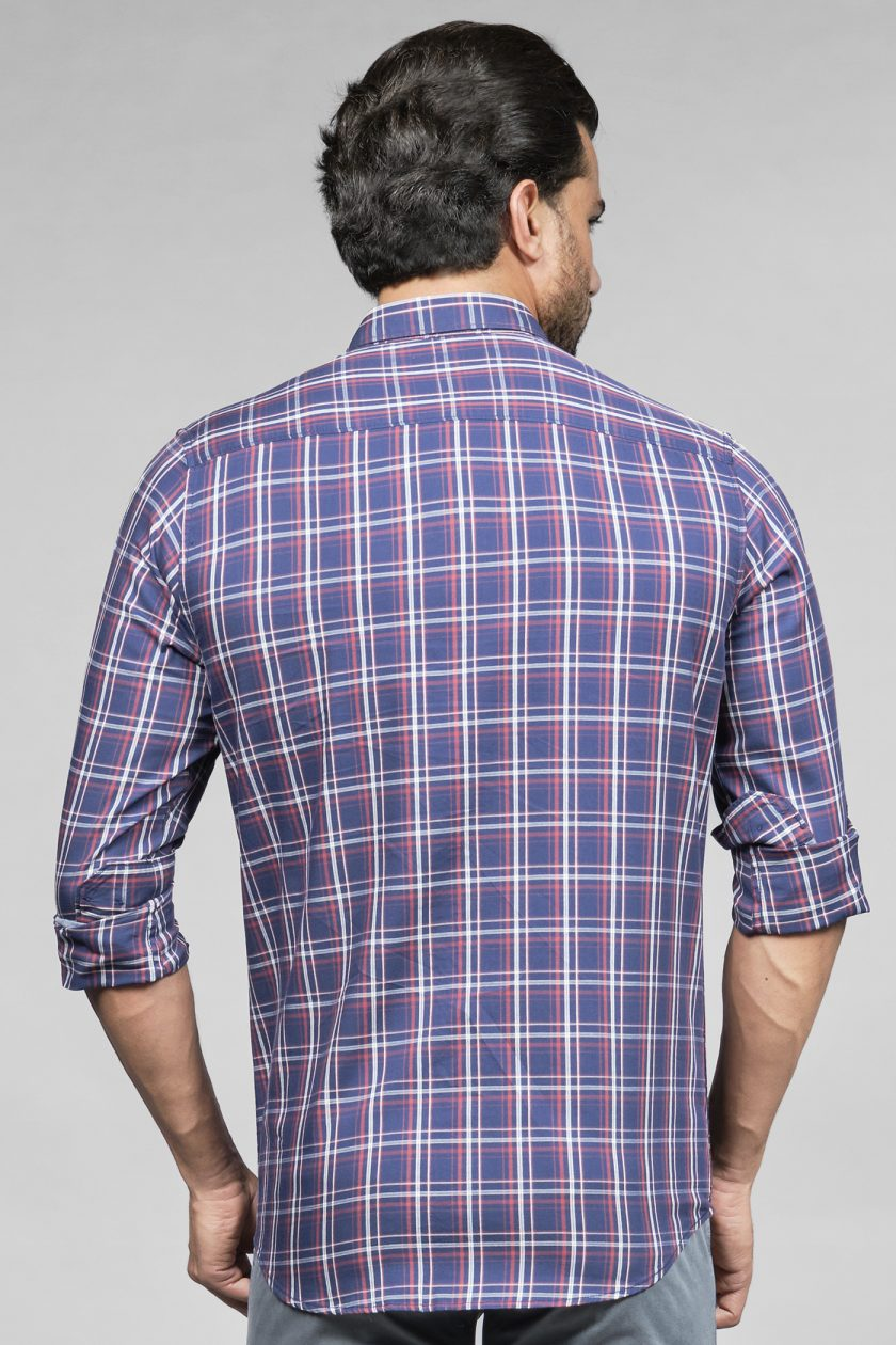 Lineage Navy Shirt