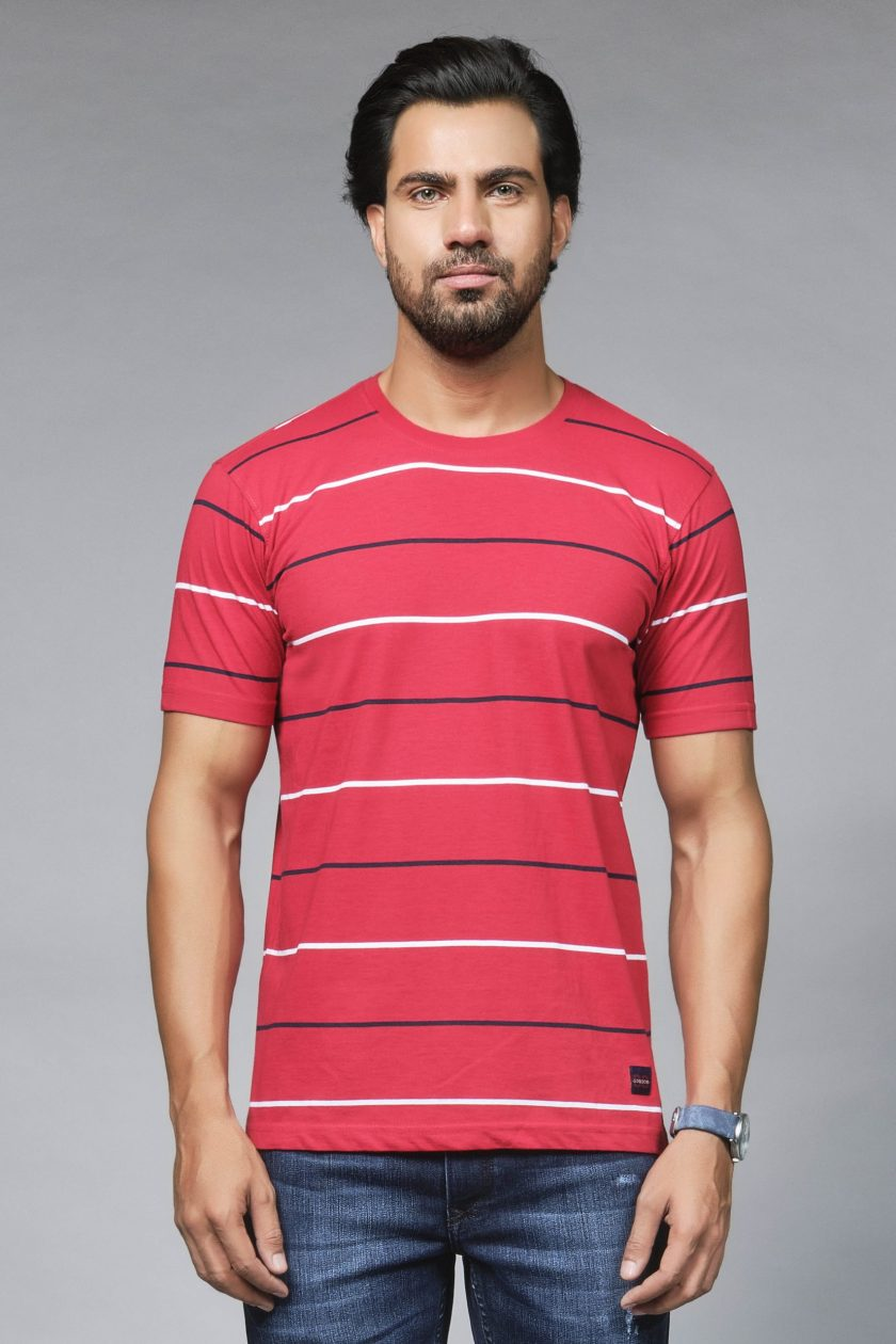 Groove Red Tshirt